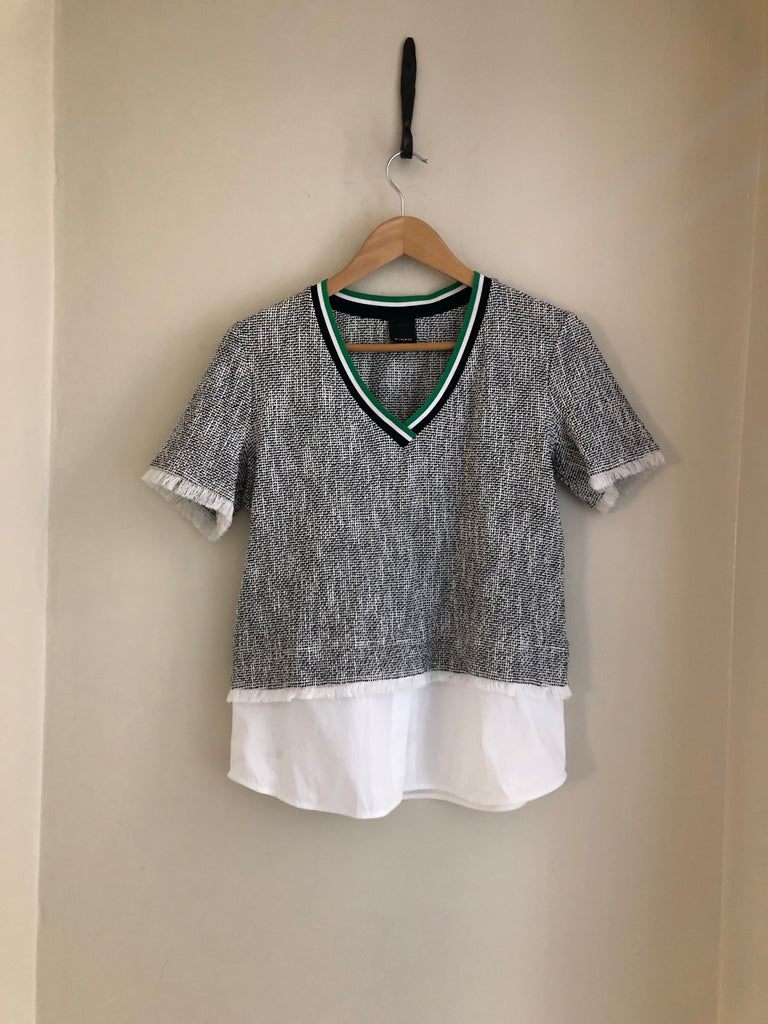 Cricket Style Top by Pinko