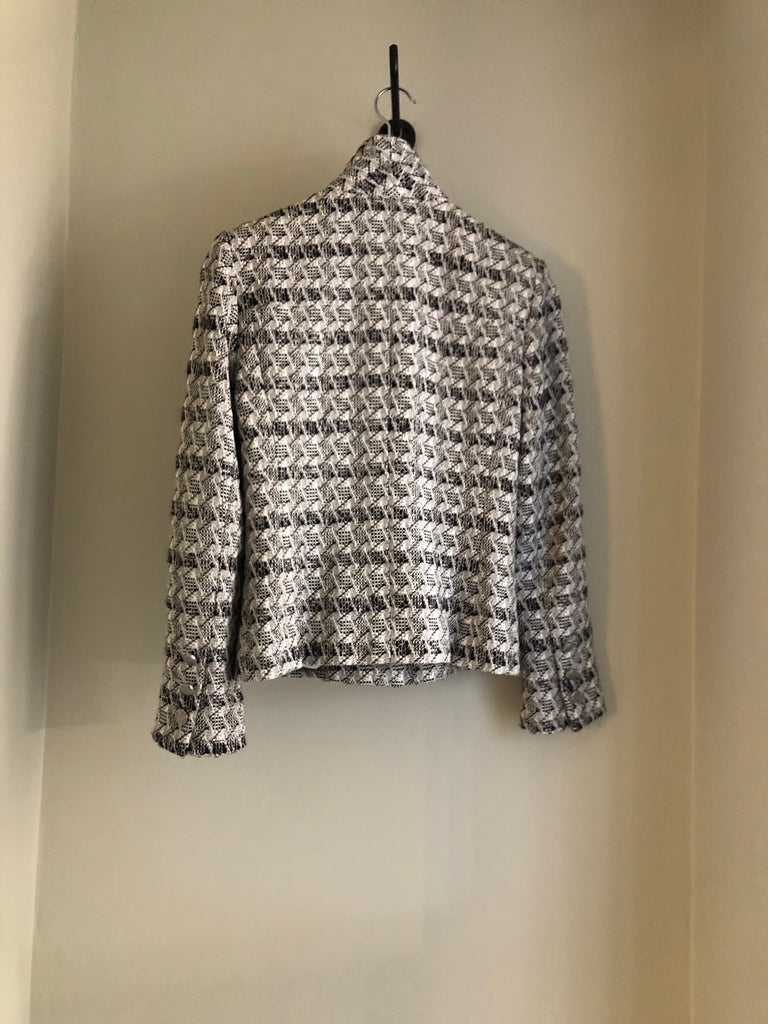 Textured Jacket by Chanel