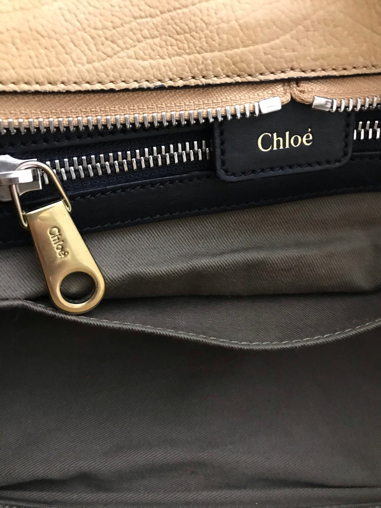 Aurore Lock and Key Bag by Chloe