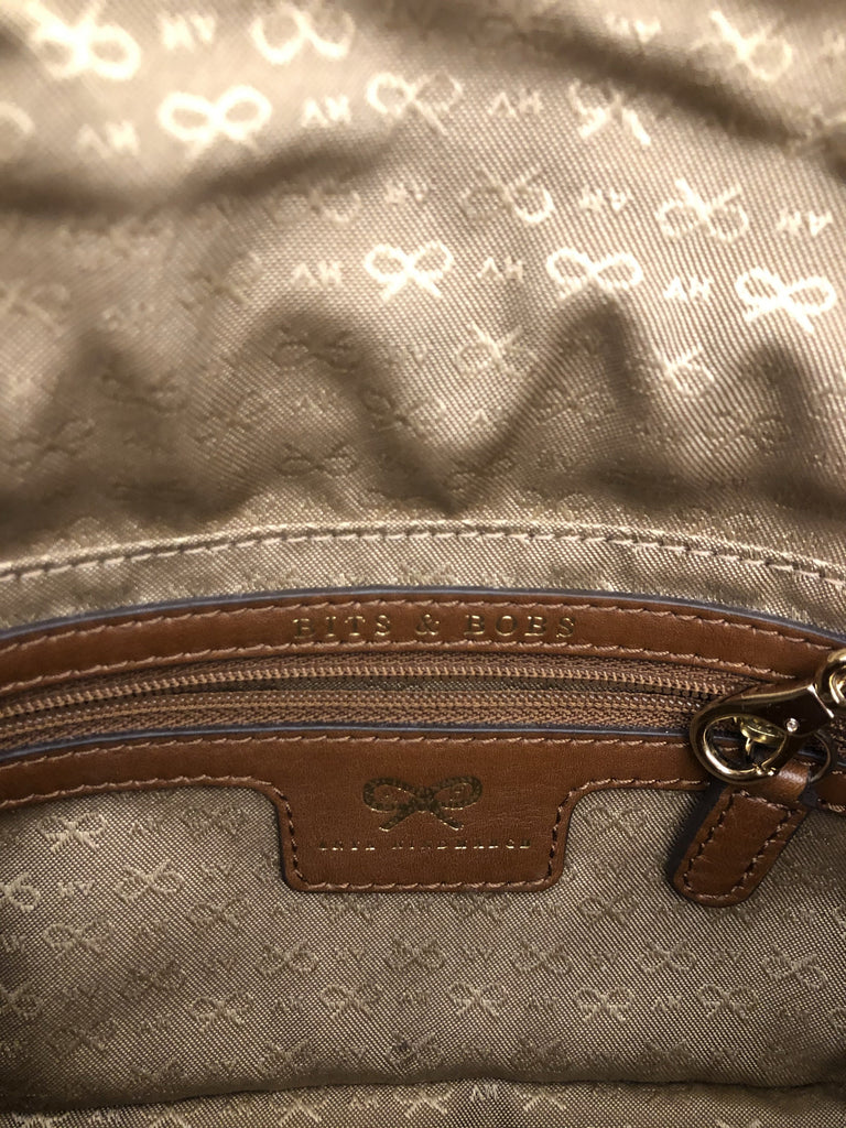 Leather Gracie Bag by Anya Hindmarch
