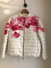 Lunaire Floral Patterned Jacket by Moncler at Isabella's Wardrobe