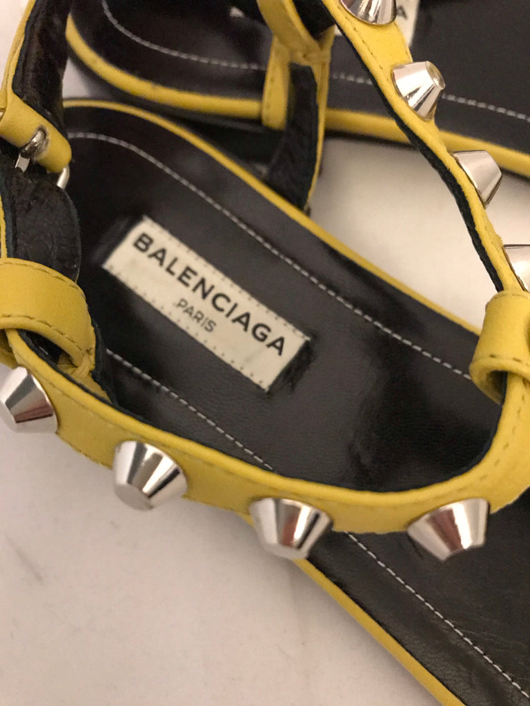 Arena Studded Sandals by Balenciaga