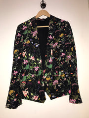 Botanical Floral Printed Suit by The Kooples at Isabella's Wardrobe