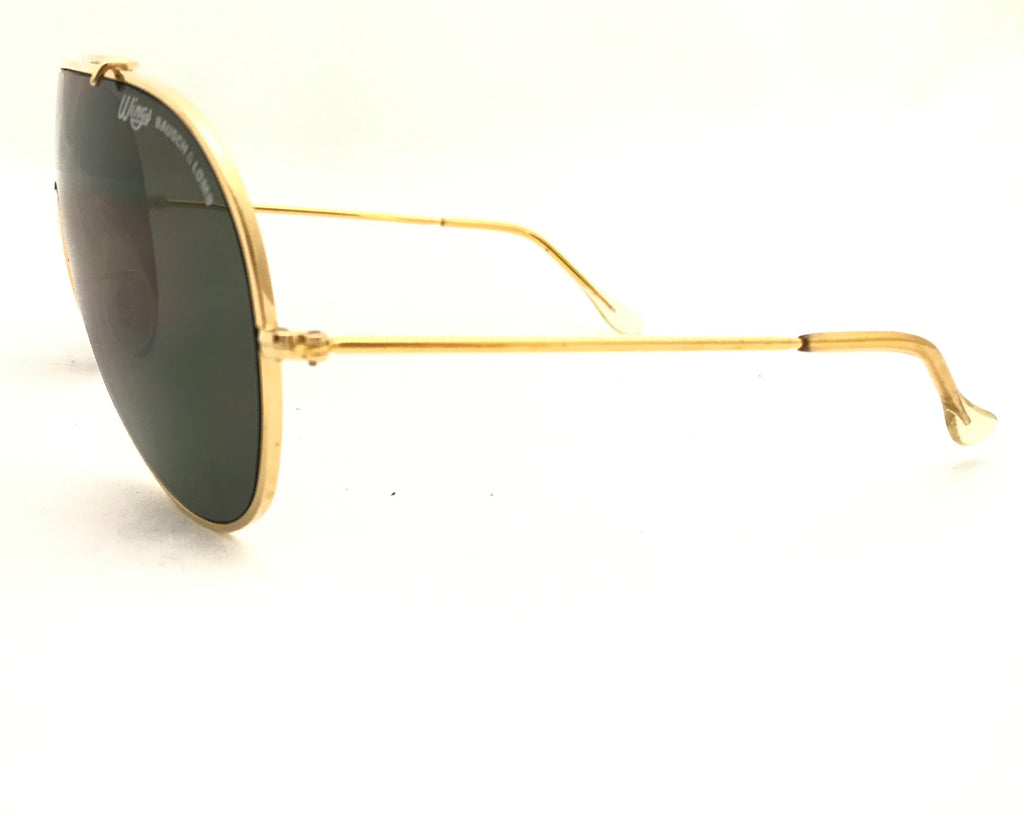 Vintage Bausch & Lomb Wings Sunglasses by Rayban