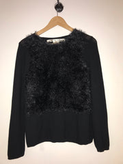 Fuzzy Jumper by Comme de Garcons at Isabella's Wardrobe