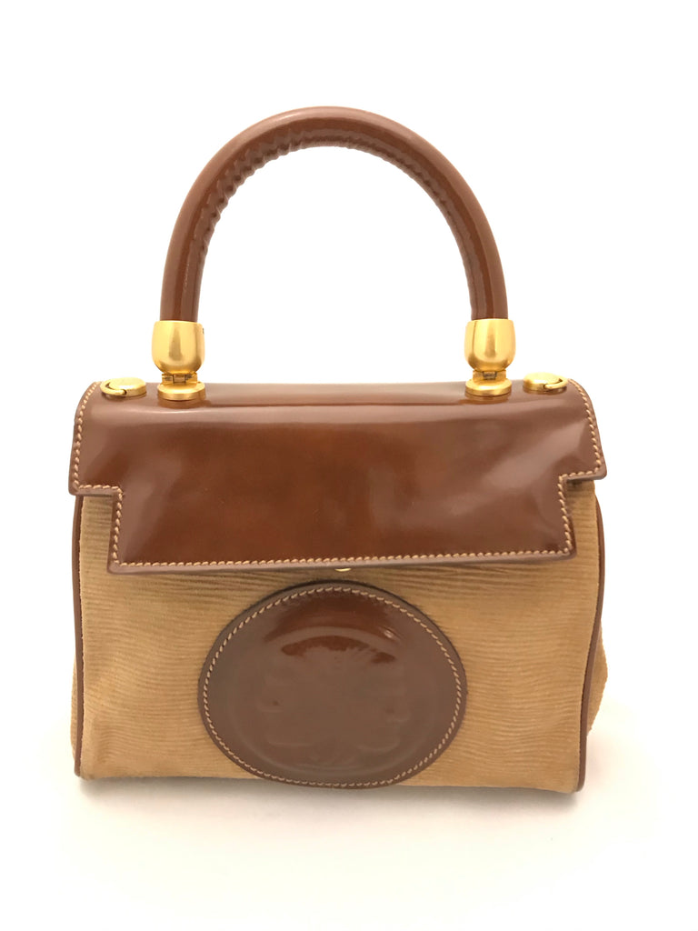 Janus Handbag by Fendi