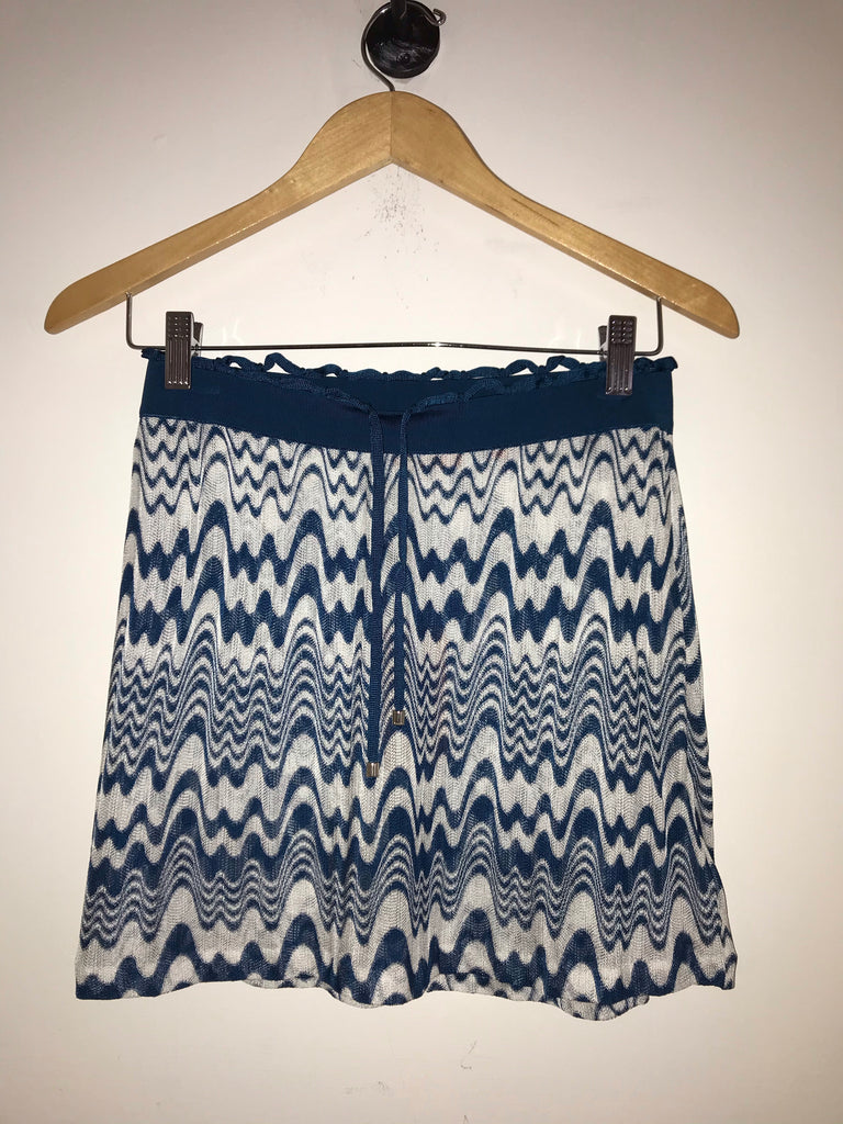 Crochet Mini Skirt by Missoni