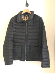 Nova Check Lined Quilted Jacket by Burberry Brit at Isabella's Wardrobe