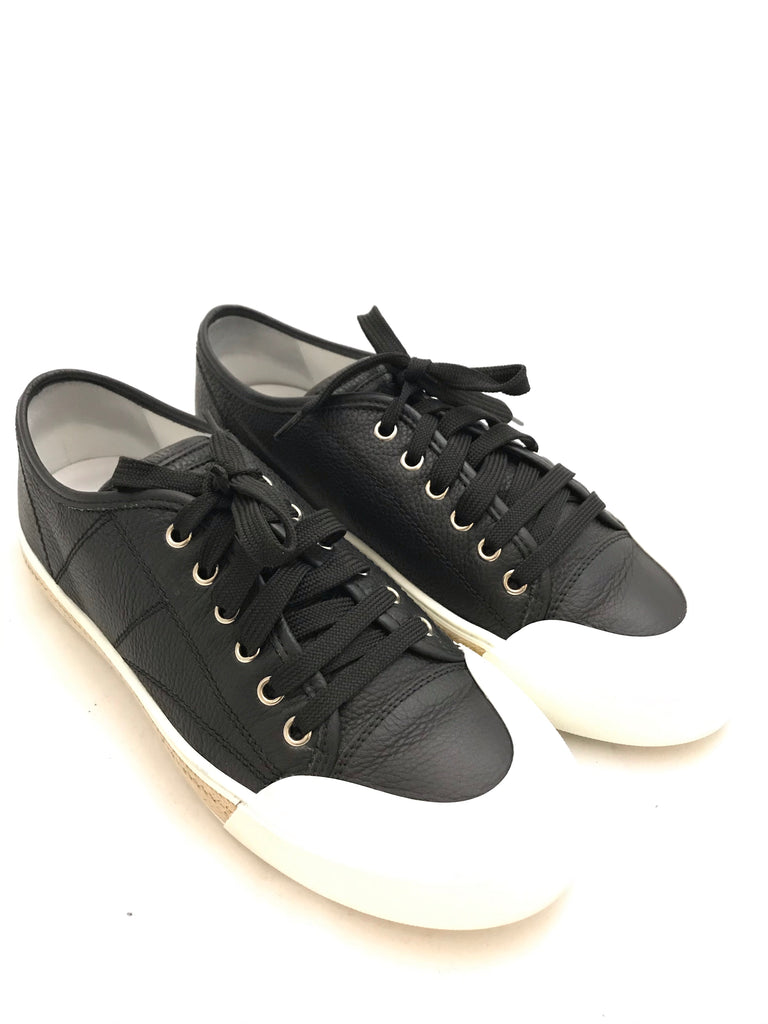 Leather Trainers by Tod's