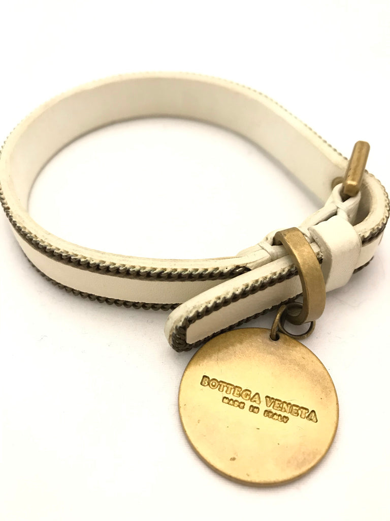 Cat Collar by Bottega Veneta
