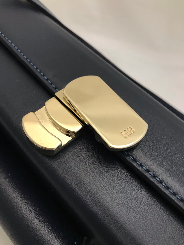 Triple Pocket Bag by Hillier Bartley