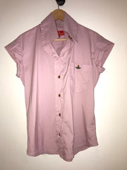 Cotton Shirt by Vivienne Westwood Red Label at Isabella's Wardrobe