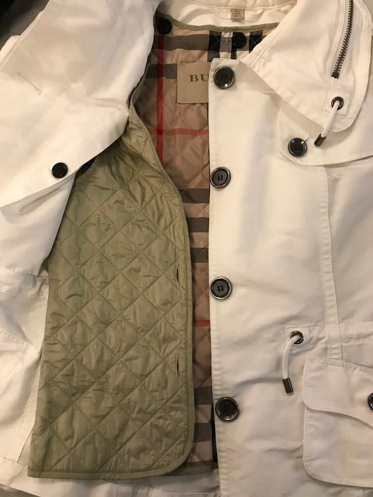 Nova Check Lined Jacket by Burberry Brit