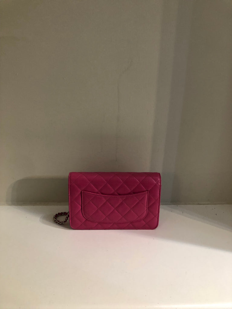 Trendy Wallet On Chain Bag by Chanel
