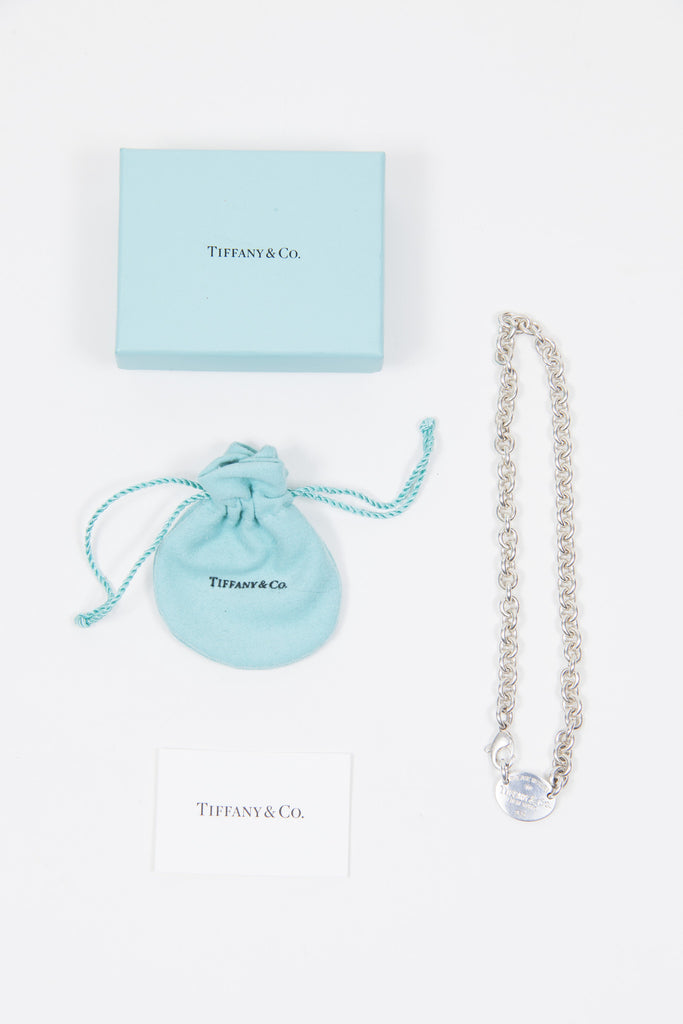 Return To Tiffany necklace by Tiffany