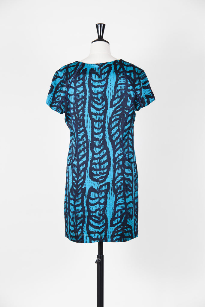 Harriet tribal printed tunic dress by Tory Burch