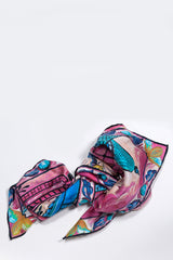 Les Merveilleux Nuages printed scarf by Rochas at Isabella's Wardrobe