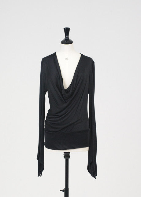 Jonesie evening top by Diane von Furstenberg