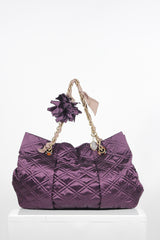 Amalia Quilted Cabas Tote by Lanvin at Isabella's Wardrobe