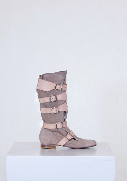 Pirate boots by Vivienne Westwood