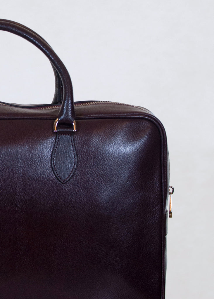 Tony laptop briefcase by Mulberry