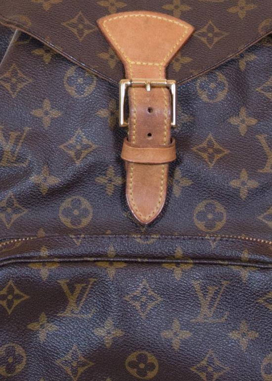 Montsouris backpack by Louis Vuitton