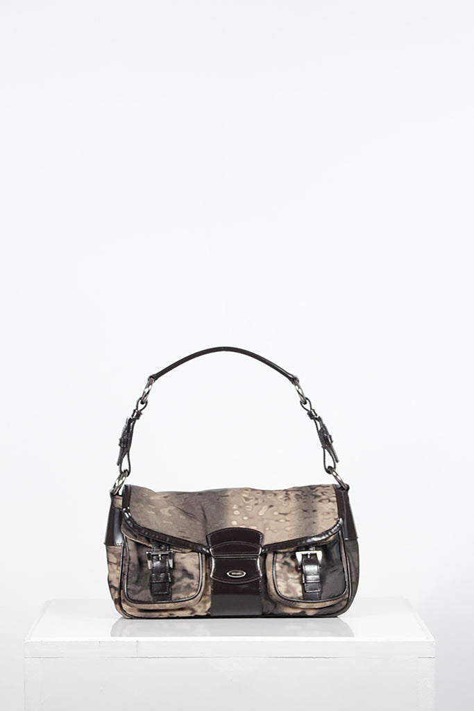 Shades of Brown Casual Bag by Prada