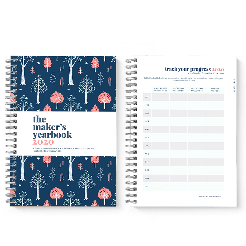 A Planner to help plan the year