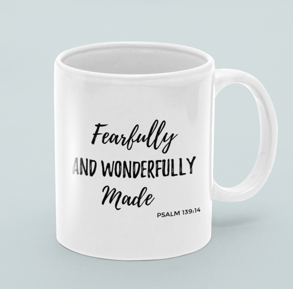 Custom - Fearfully & Wonderfully Made