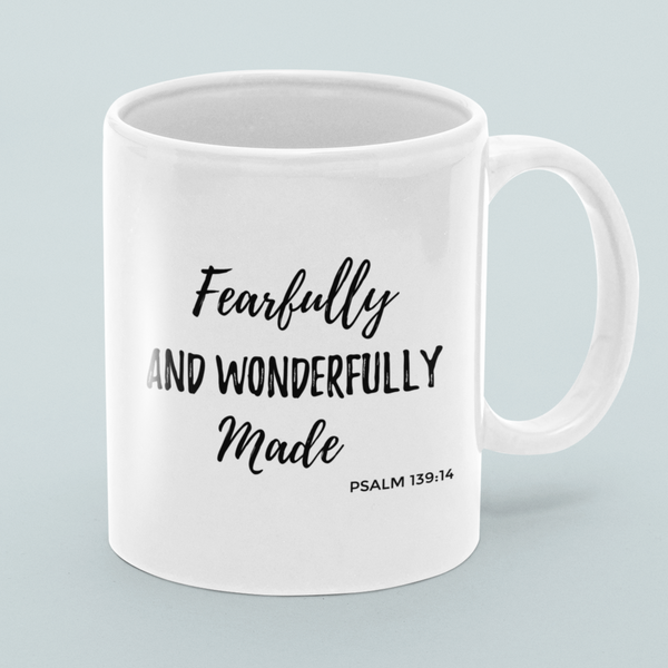 Custom -Fearfully and Wonderfully Made