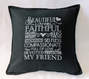 Appreciation Cushion
