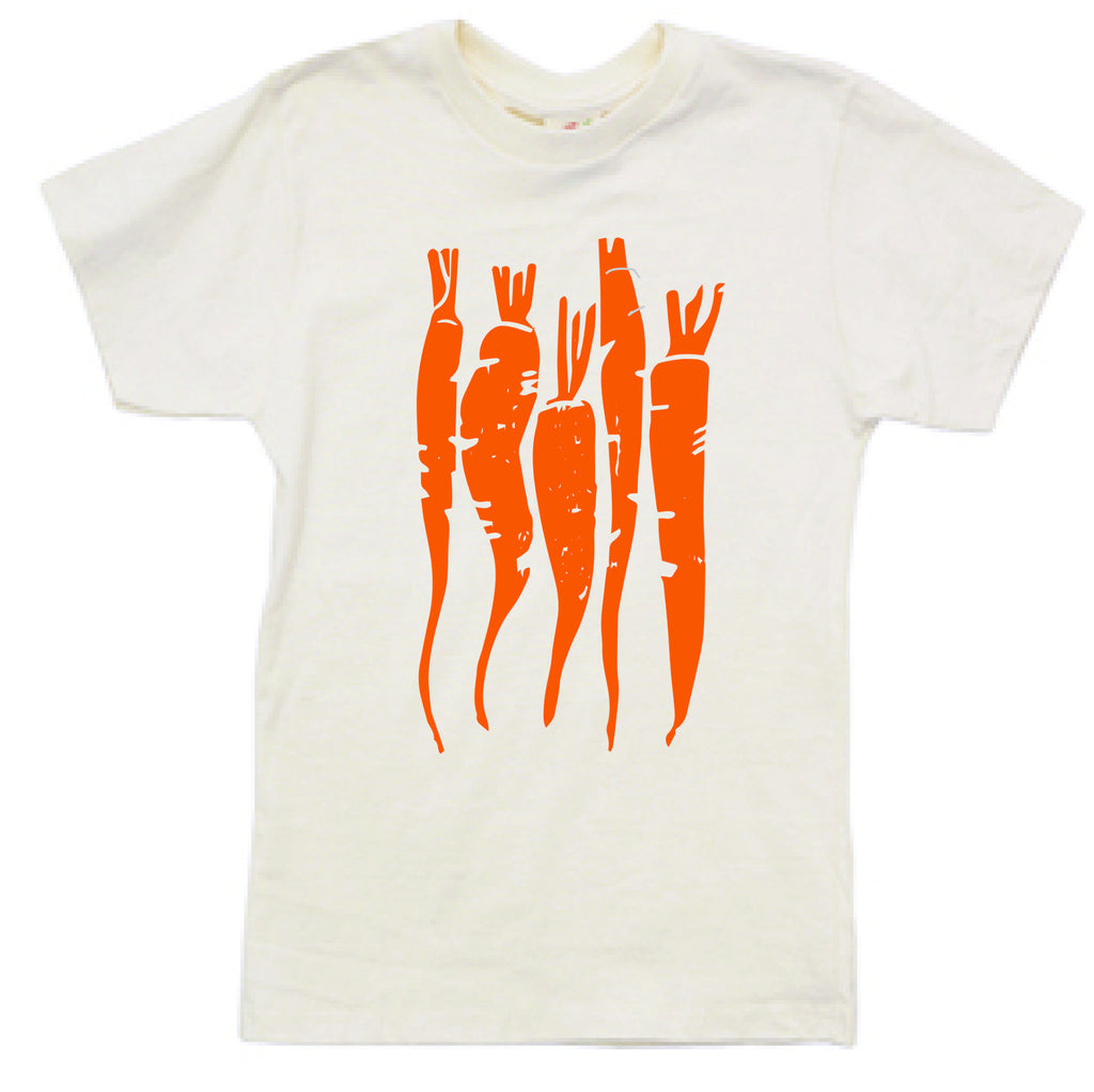 Carrot Organic Toddler T