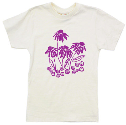 Coneflower Organic Toddler T