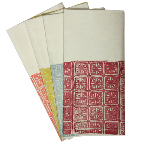 Ancient Stars Napkins in Multi Colors