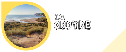 croyde best top kid friendly family seaside beaches in devon