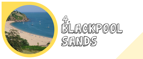 blackpool sands top kid friendly beaches in devon