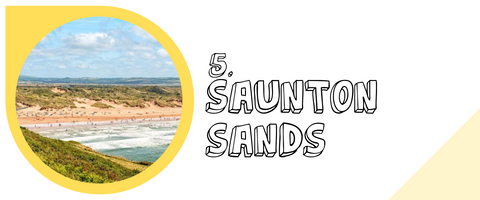 Saunton sands best top kid friendly family seaside beaches in devon
