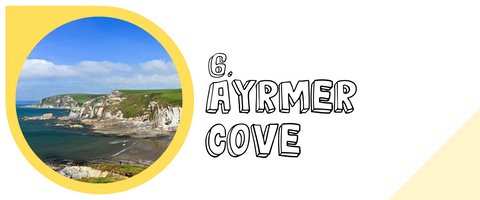 Ayrmer cove best top kid friendly family seaside beaches in devon