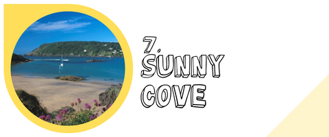 sunny cove best top kid friendly family seaside beaches in devon