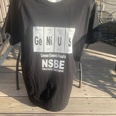 NSBE Genius Tees and Sweatshirts