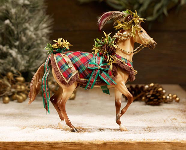 Breyer Holiday Horse and Ornaments