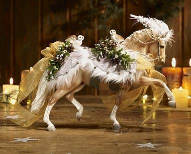 Breyer Holiday Horses