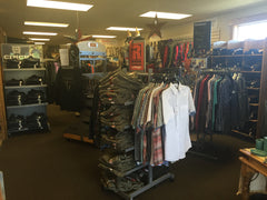 Clothes at Cowboy Country