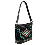 MW Aztec Concealed Carry Hobo Bag (MW893G-918)