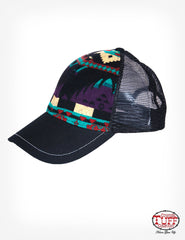 Aztec Trucker Cap by Cowgirl Tuff (H00584)