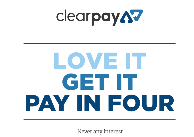 Buy Now, Pay Later With Clearpay