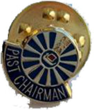Past Chairman Pin