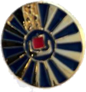 Round Table Norge Pin