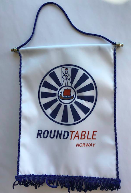 Round Table Norge banner