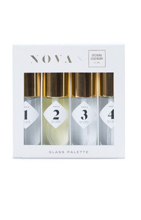#NOVAPalettes for Opening Ceremony: GLASS - $130/40ml